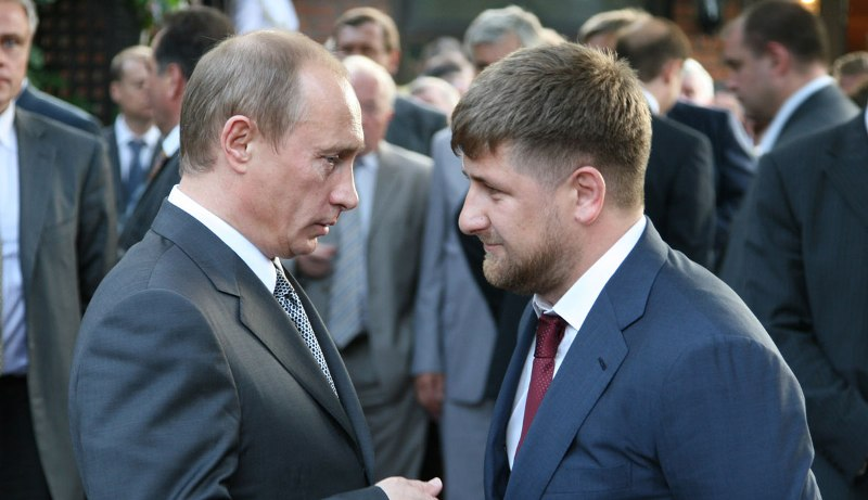 Путин-Кадыров: варвары Кавказа на службе Москвы