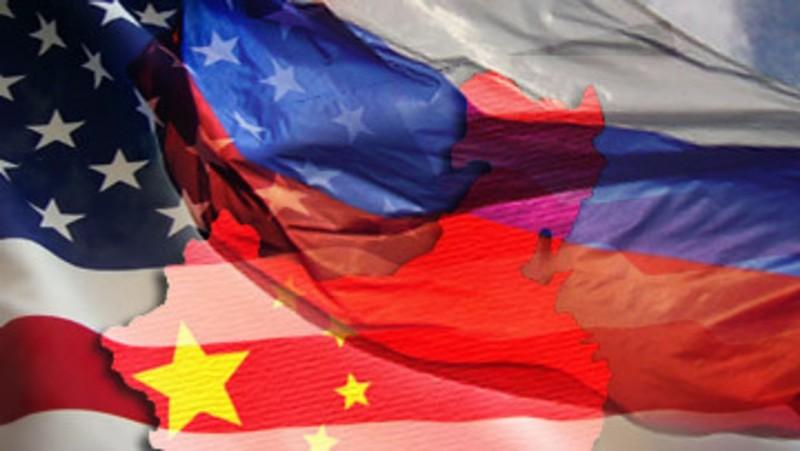 Вашингтон, Москва, Пекин: механизмы распада